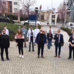 Karantin zona priština studentski centar Priština