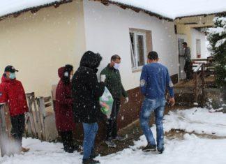 Podela humanitarnih paketa