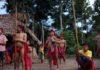 FOTO: Ples Janomami Indijanaca u Amazonu/Carlos Garcia Rawlins/Reuters