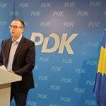 Član predsedništva PDK, Betim Đoši