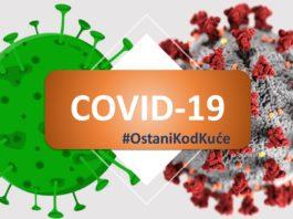 COVID - 19 za Srbiju koronavirus