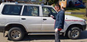 Nenad Milenković napadnut u Kosovskoj Mitrovici