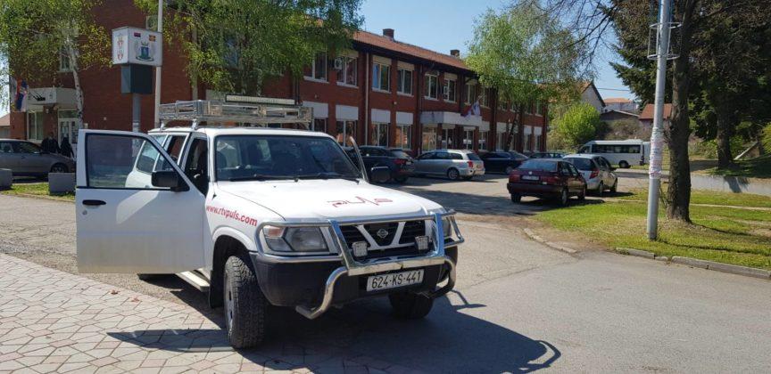 Auto direktora RTV Pulsa