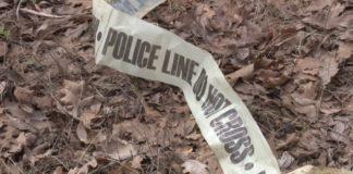 Policija traka ubijen smrt