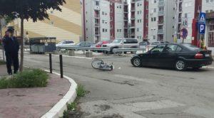 Saobraćajna nezgoda Mitrovica Tehnička škola