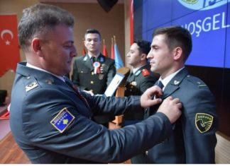 FOTO: Prvi pilot sa Kosova Afrim Zabelji/EHA news