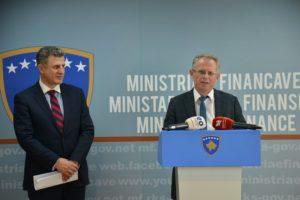 Ministar finansija Besnik Bisljimi