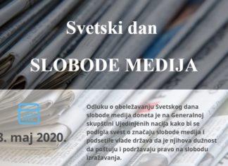 svetski dan slobode medija