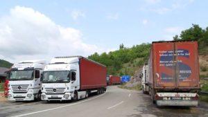 Takse Kosovo Srbija kamion