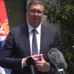Vučić Brisel
