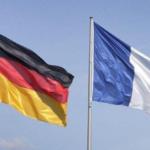 Zastava Nemačke i Francuske