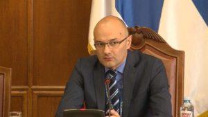 Presedsednik Republičke izborne komisije (RIK) Vladimir Dimitrijević
