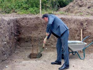 Položen kamen temeljac za izgradnju Garni SPA hotela u Rajskoj Banji