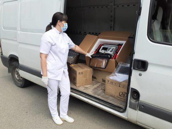 Uručivanje medicinske opreme