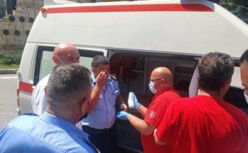 Policija Mitrovica Hitna pomoc