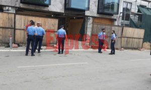 Radnik pao sa zgrade Priština