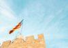 Španska Zastava Španija