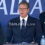 Vučić Svečana promocija najmladjih oficira Vojske Srbije