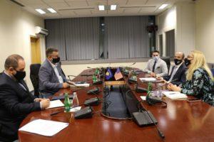 sastanak delegacija Kosova i SAD