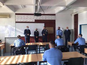 Kadeti 55. generacije kosovske policije
