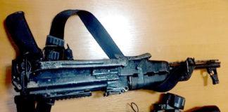 Policija pronađeno oružje u opštini Lipljan(1)