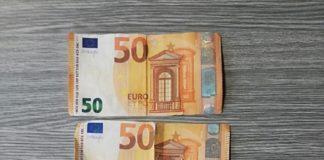 Lažni evri na Batrovcima