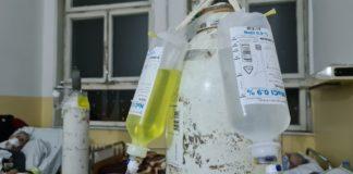 Korona infuzija kiseonik bolnica Mitrovica