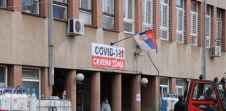 KBC Kosovska mitrovica Kovid zaona korona