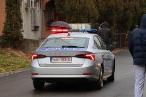 Policija KBC Kosovska Mitrovica