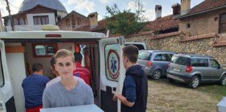 Humanitarna akcija Eparhije diseldorfske i nemačke – opremanje ambulante pri Bogosloviji Sv. Kirila i Metodija u Prizrenu