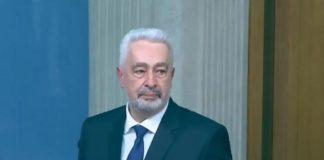 Krivokapić Skupština