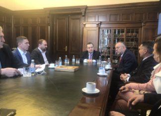 Dačić: Srpska lista predstavlja garant očuvanja interesa srpskog naroda na KiM