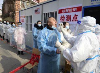 Kina koronavirus