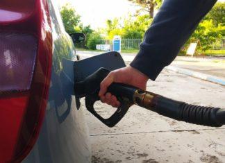 Benzin nafta pumpa gorivo