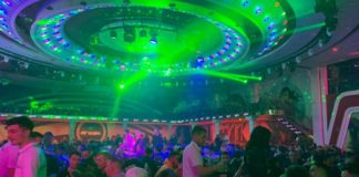 Kafić klub diskoteka uživo muzika