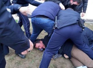 Hapšenje aktivista PSD