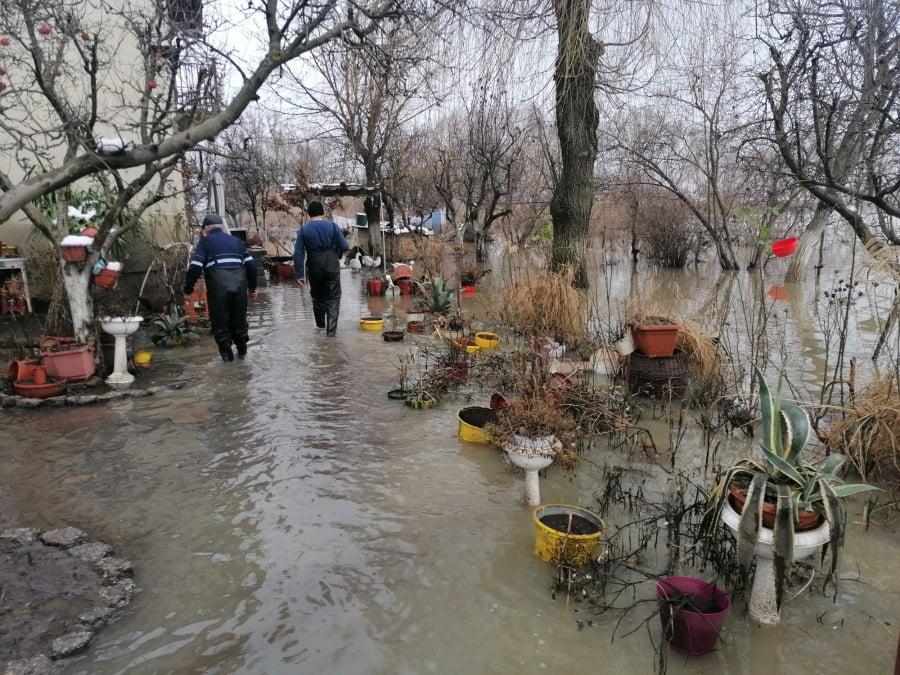 FOTO: Lepina, poplave, Srpska solidarnost
