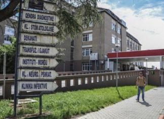 psihijatrijska klinika Priština