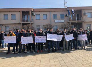 Protest Gračanica