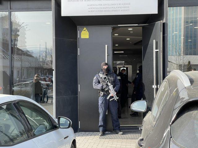 akcija policije kallxo