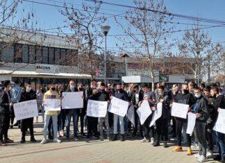 protest učenika kim