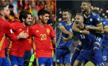 rtk kosovo španija utakmica