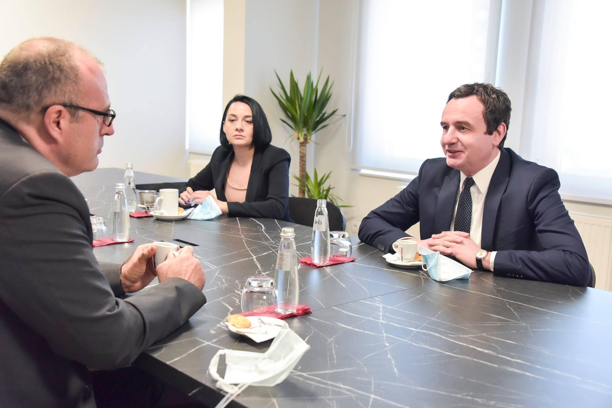 Kurti i turski ambasador