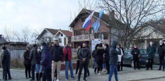 Protest građana Gračanica