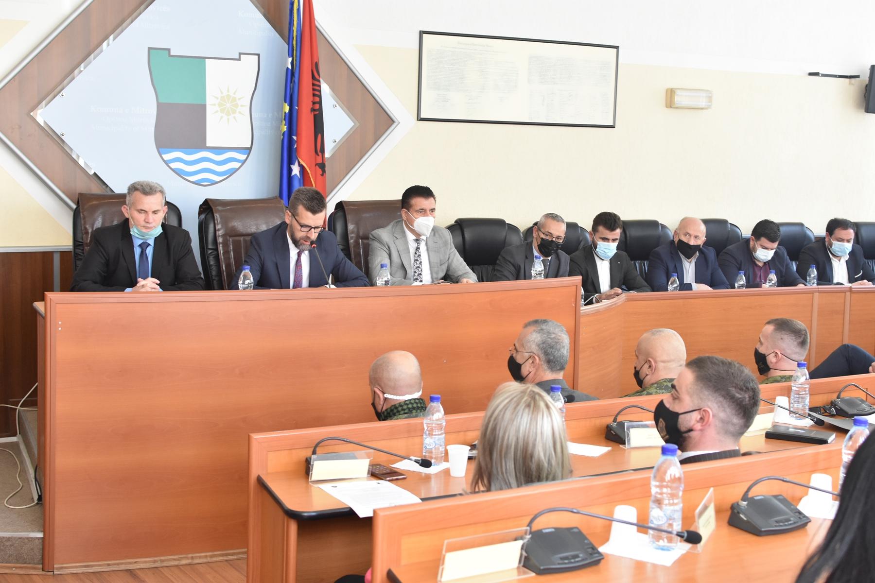 Opština Južna Mitrovica i zamenik ministar odbrane