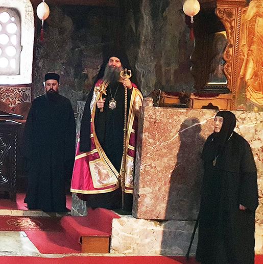 Patrijarh u Pećkoj Patrijaršiji