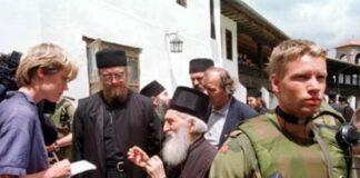 Sava Janjić Dečani Patrijarh Pavle