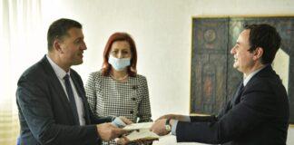 Kurti ministri imenovanje