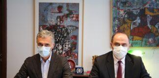 Alekasandr Ljumezi i Samedin Mehmeti