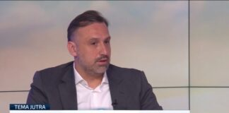 Mladen Bašić, savetnik predsednice Vlade Srbije